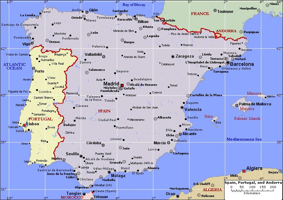 Kesamatka 2002 Espanja Gibraltar Portugali Marokko